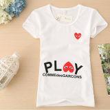 Büro-Dame T-Shirt, Frauen-Stück-Hemd