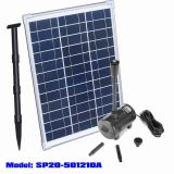 10W Solar Brushless Pump Kit per Fountain (SP20-501210A)