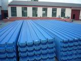 Strato trapezoidale del tetto di stile di resistenza all'urto in Cina