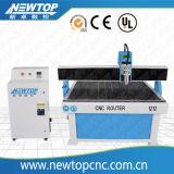 Machine de découpe en acrylique/publicité CNC Router1212