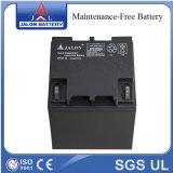 Libre de mantenimiento 12V38Ah batería de plomo ácido regulado de la válvula