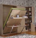 사무실 테이블과 선반 Fj를-22 Sepsion 수직 기울이기 싱글 머피 벽 침대 침실 침대