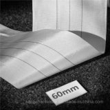 Résistance de température élevée corrigeant enveloppant le tissu industriel en nylon de la bande 100% pour le boyau en caoutchouc