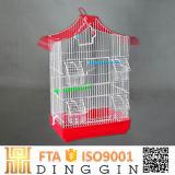 Plegado de jaulas de aves Pet Shop