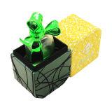 Caixa de presente luxuosa do perfume de veludo da venda quente