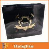 كبيرة حجم منظر طبيعيّ ورقة [شوبّينغ بغ] مع [هوتستمبينغ] علامة تجاريّة ويزيّن