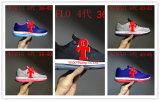 Les 2017 ressorts et zooms neufs Winflo des chaussures des hommes d'été quatre rétablissements des chaussures de course des hommes pour les chaussures des femmes respirables et le mouvement confortable