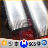 Tubo quadrato d'acciaio galvanizzato Pre- GB/T3091-1993