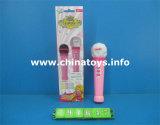 Nuovo giocattolo del microfono di vendita calda con Music&Light (791655)