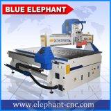 1224 Máquinas de transformação de madeira Router CNC de madeira para a indústria da publicidade