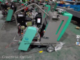 Бетон/асфальт/цемент газолина увидели резец Gyc-220 с Хонда Gx390