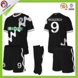 昇華人および女性のためのカスタムサッカーのユニフォームのフットボールのジャージーデザイン