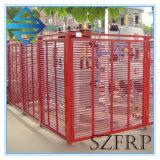 FRP IsolierSicherheitszaun des zaun-hochfester Fiberglas-Zaun-GRP