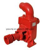 Pompe à eau centrifuge de quatre séries de pouce NS Ns-100
