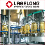De beste Vullende Lijn van de Plantaardige olie van de Fabrikant voor de Flessen van het Glas