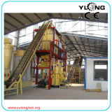 세륨과 ISO Approved Palm Tree Pellet Machine