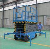 Tabella di elevatore idraulico semi azionata bassa di profilo migliore da vendere