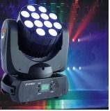12X10W Quad-Color LED RGBW Déplacement de feu de route de la tête (QC-LM032)