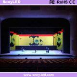 2.5mm kleines Pixel farbenreicher Innen-LED-Bildschirm