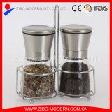 Edelstahl-Salz-und Pfeffer-Schleifer-Großverkauf