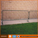 Barriera rivestita di controllo di folla del metallo della polvere/barriere/barriera d'acciaio di controllo folla di concerto