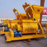 Alta calidad de Maquinaria de construcción JS750 (35m3) hormigonera