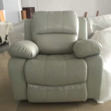 Sofá moderno reclinable del sofá, tipo eléctrico silla reclinable del cuero (GA03)