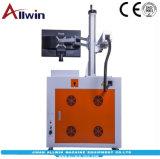Garantía de 3 años de marcado láser de fibra/máquina de grabado de metal con el precio de fábrica