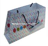 Diseño elegante bolsas de papel de embalaje