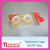 Cinta adhesiva del embalaje de BOPP en base de papel impresa doble