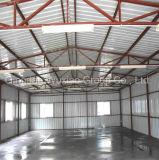 Estructura de acero del edificio prefabricado para los edificios de acero