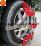 자동차 자동차 포 포인트 휠 정렬 휠 얼 라이너 어댑터 어댑터 클립 잠금 클램프 (JT003R)