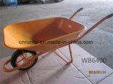 Carriola di modello della Francia di vendita calda (Wb6400)