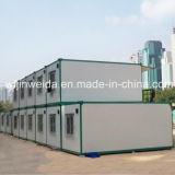 2017 het Pas ontwikkelde Modulaire Huis van de Container