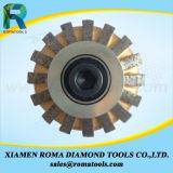 Rodas de moedura do diamante de Romatools para o granito, mármore
