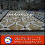 Bello Mosaico de un gran medallón Onyx (DES-MDL02)