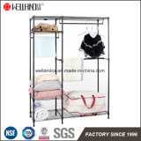 Bricolage Epoxy Metal Bedroom Wardrobe with Non-Woven Cover