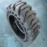Skid plein Steer Tire avec Natural Rubber