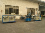 Машинное оборудование пластмассы большой емкости прессуя для делать трубу из волнистого листового металла