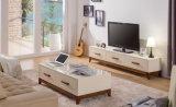 صلبة خشبيّة يعيش غرفة طاولة ([م-إكس2188])