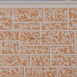 Panneau de mur extérieur décoratif d'isolation en métal de mousse d'unité centrale