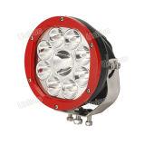 "9-60V 7"" 90W LED de luz de conducción de motocicletas"