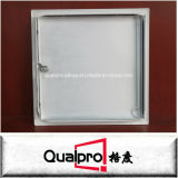 Spray-Beschichtung-Metallwand-Zugangsklappe mit gekerbtem Verschluss AP7030