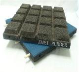 Zonder-kleefstof Gemakkelijk om geen RubberMat te krullen
