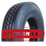 Superhawk und Hochleistungs-Bus-Reifen-Radialgummireifen-Schlussteil-Gummireifen des LKW-Marvemax11r22.5