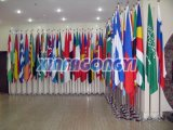 National Flag or Customized Company Flag Banner