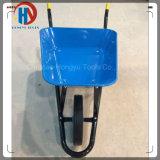 Wheelbarrow da bandeja do metal de Wb3800 60L 4cbf
