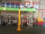 Linha da produção de petróleo do sésamo/girassol/amendoim com a imprensa de petróleo Topmost da qualidade