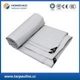 White PE stratifié à l'épreuve de la garniture étanche / Tarp Roll