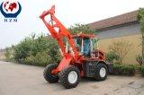 Carregador da roda do preço de uma qualidade superior de 2 toneladas o melhor para a venda